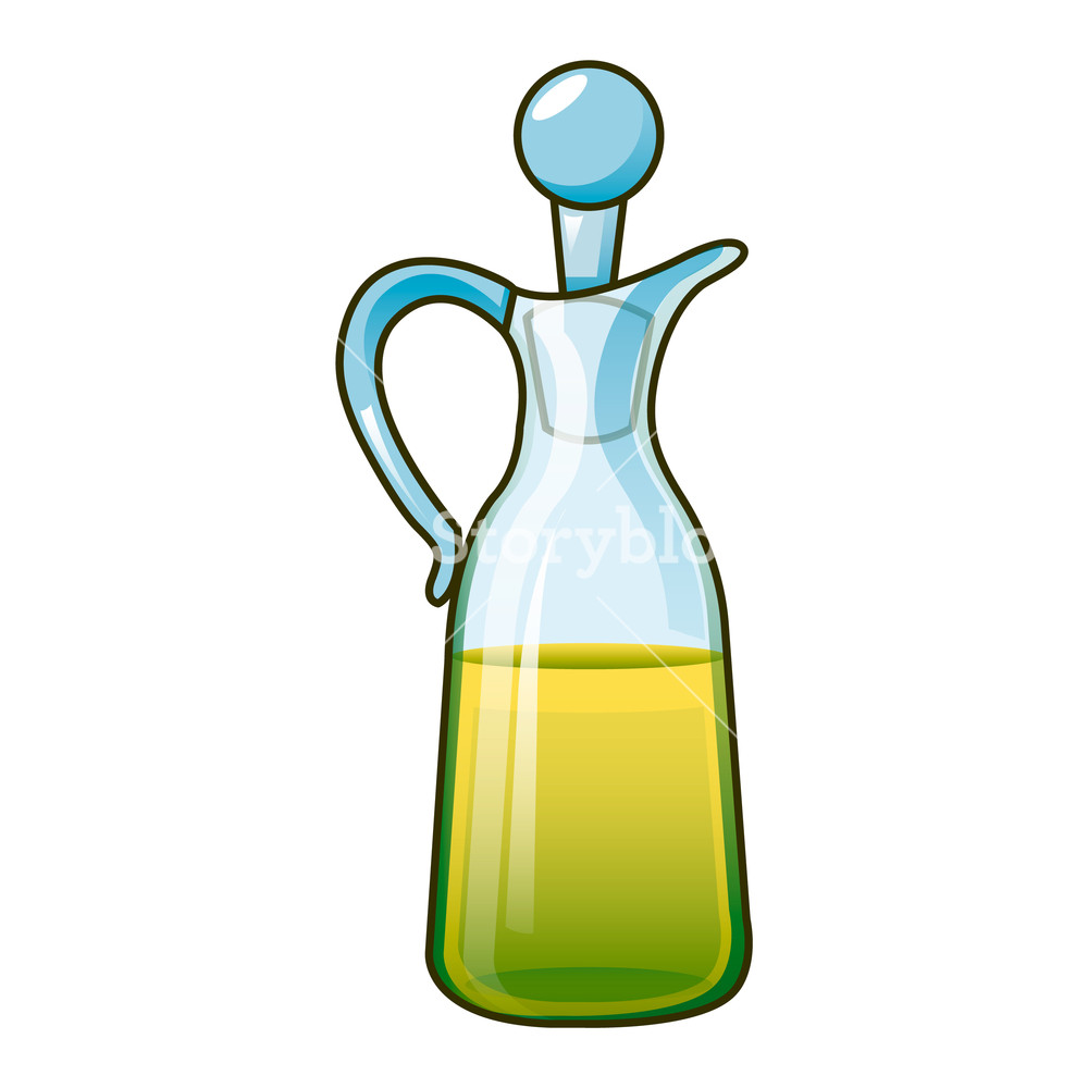 1000x1000 olive oil jar icon cartoon of olive oil jar vector icon for web