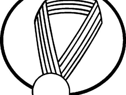 440x330 olympic medal coloring page, kids crafts olympic activities