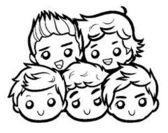 340x270 One Direction Custom Decal Etsy