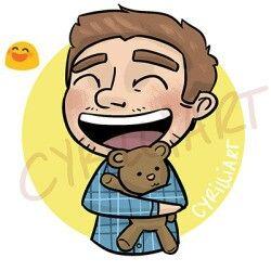 250x250 As Emojis Liam Cartoons