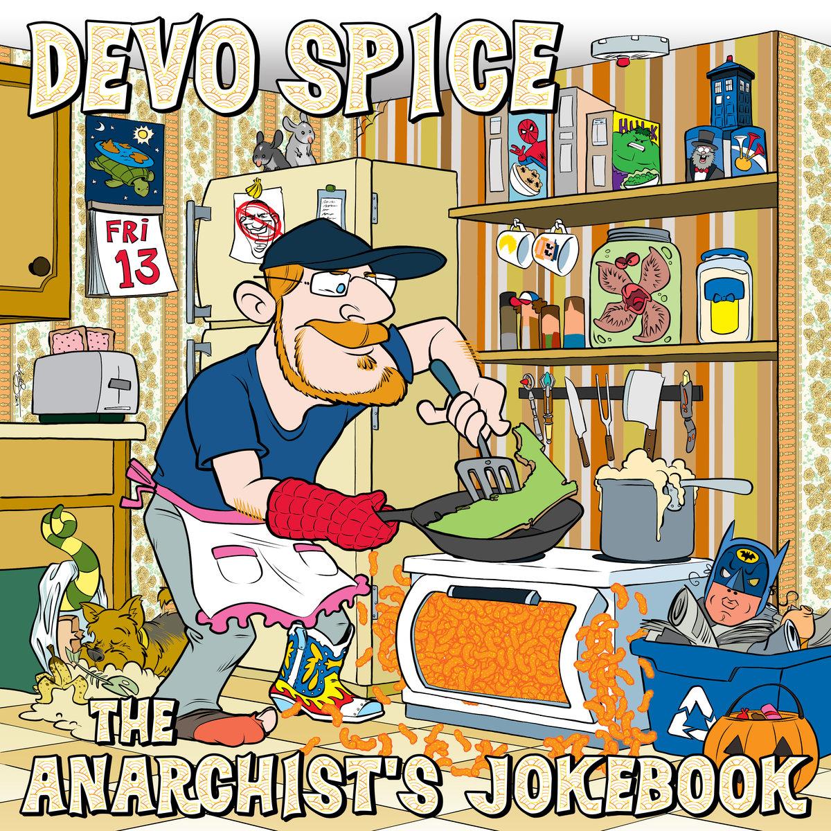 1200x1200 The Anarchist's Jokebook Devo Spice