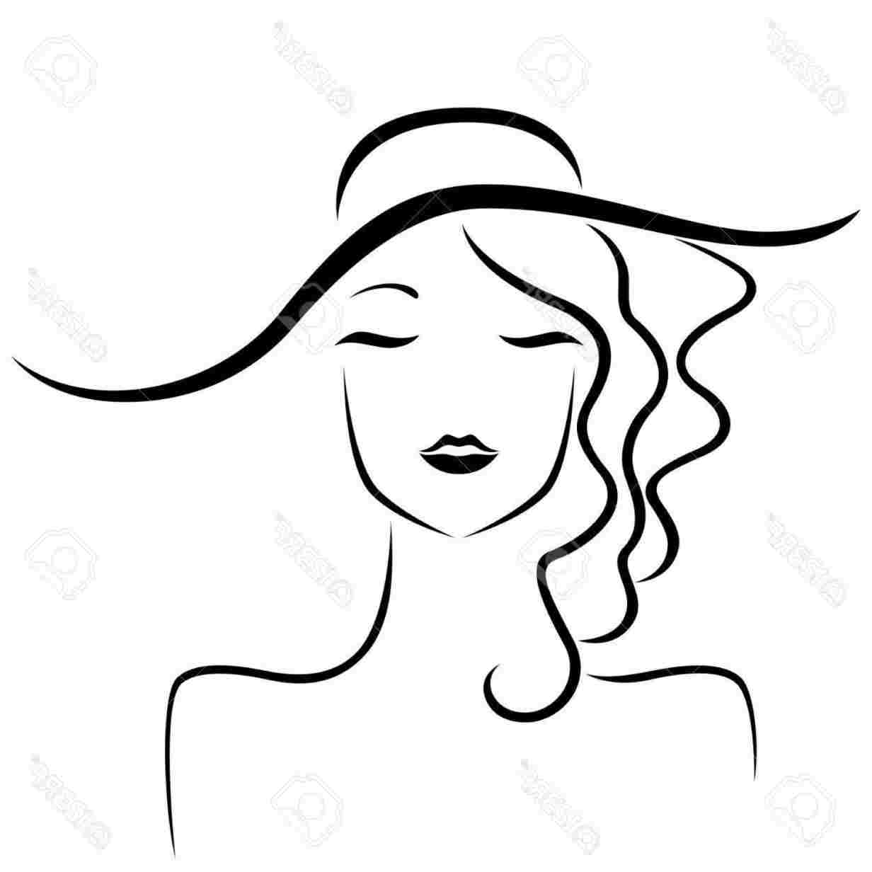 One Line Drawing Face Free Download Best One Line Drawing