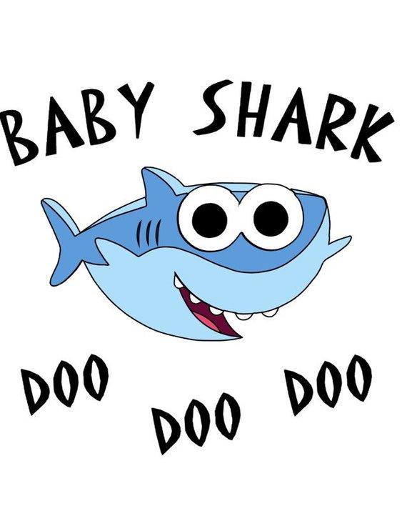570x715 Baby Onesie Baby Shark Onesie Funny Onesie Baby Boy, Baby