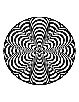 270x350 optical illusions worksheets op art worksheets optical illusion