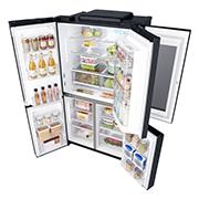 180x180 lg french door fridge gf instaview door in door