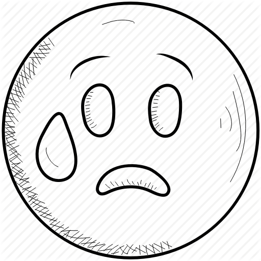 512x512 Emoji, Emoticon, Grimacing Face, Irritated, Open Mouth, Unhappy Icon