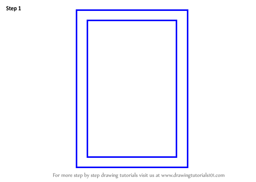 848x602 Learn How To Draw Open Window
