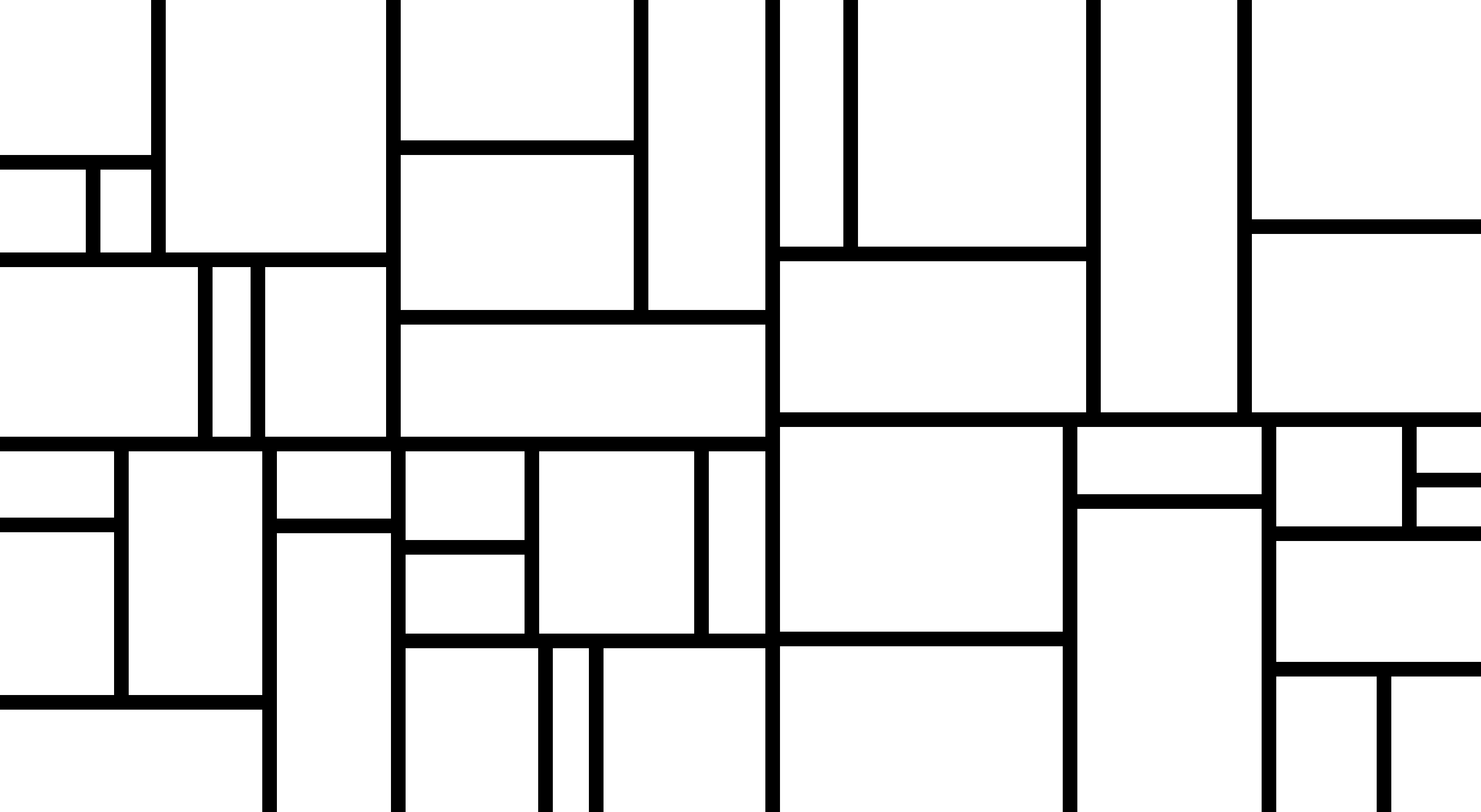 3038x1666 Sol Lewitt's Wall Drawing With Treemap And Randomization