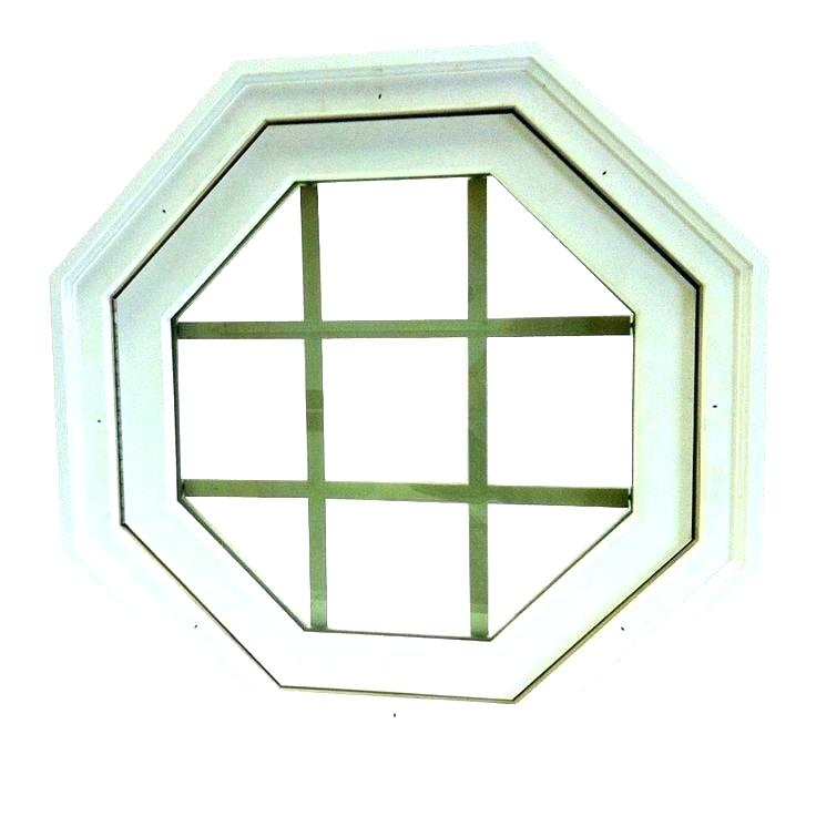 736x736 Octagon Replacement Window