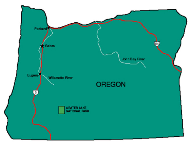 660x500 Oregon Facts