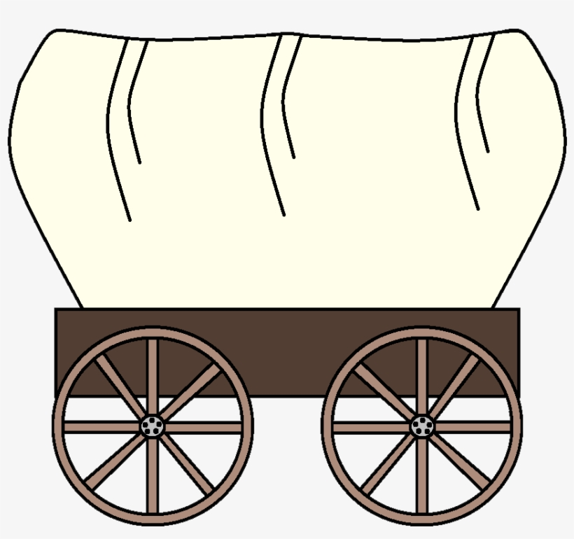 820x770 Covered Wagon Clipart At Getdrawings
