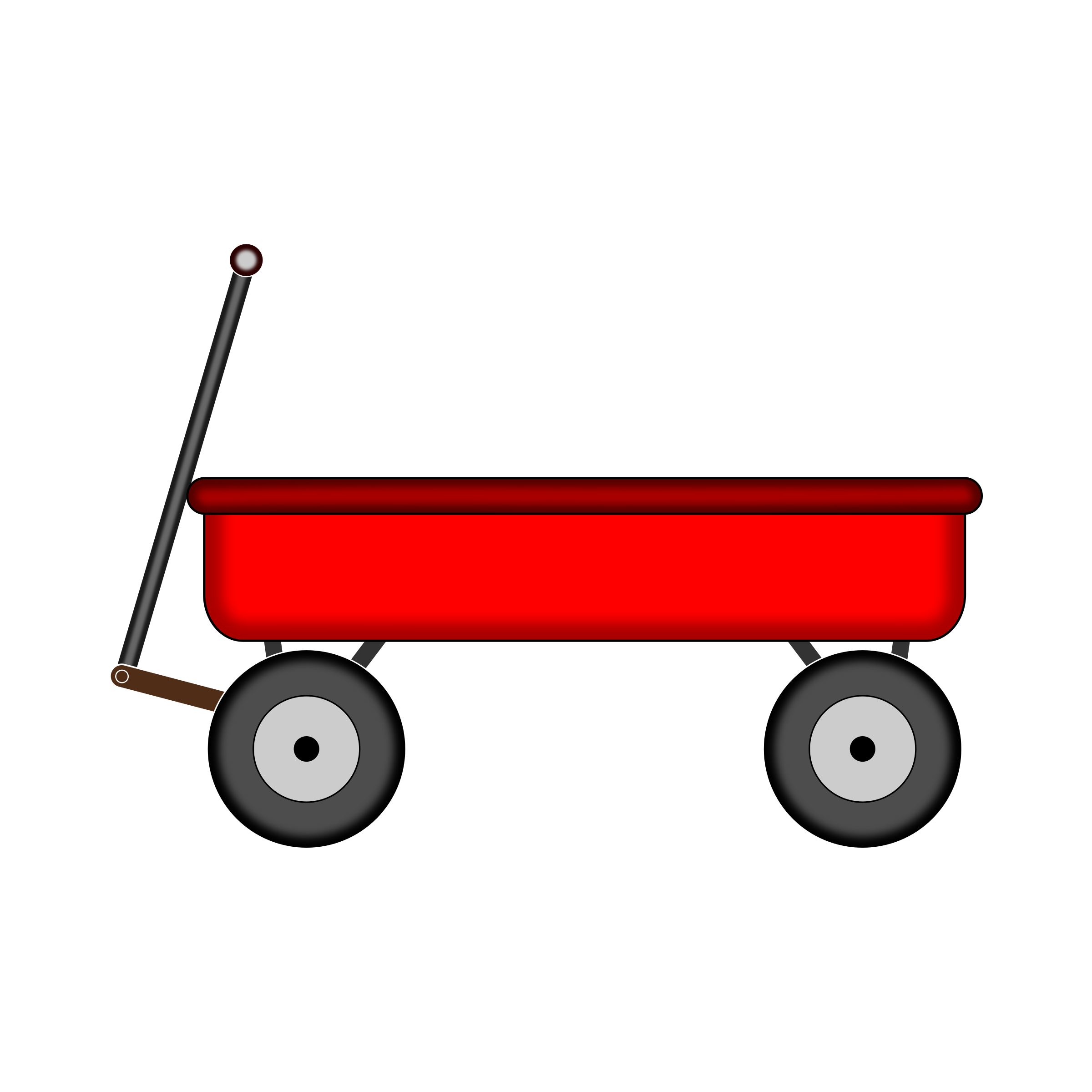 2400x2400 Wagon Drawing Little Red Huge Freebie! Download For Powerpoint