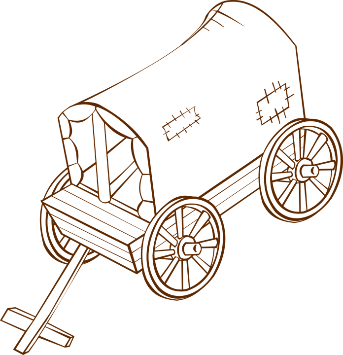 696x720 Carts Clipart Wooden Wagon For Free Download And Use