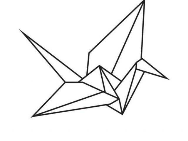 640x480 drawn origami origami art free clip art stock illustrations