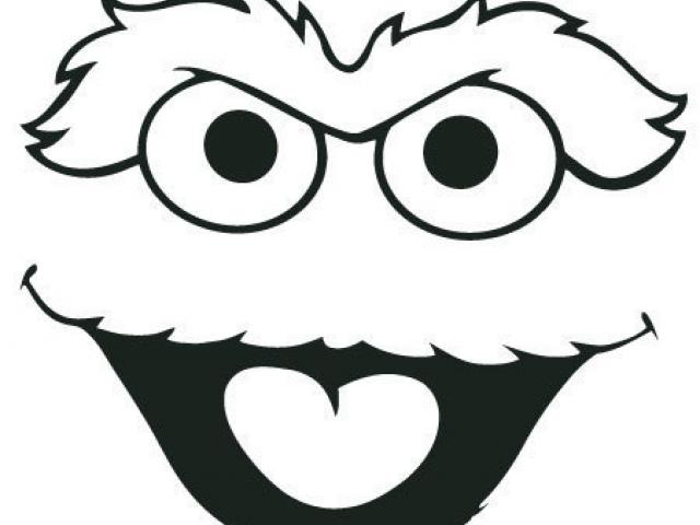 Oscar The Grouch Drawing Free Download Best Oscar The