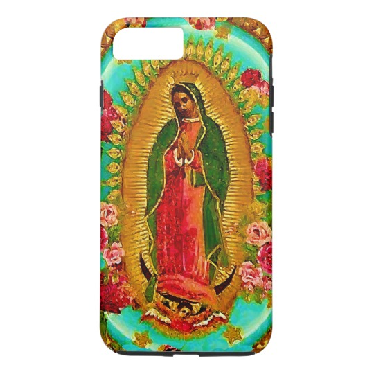 540x540 our lady guadalupe mexican saint virgin mary case mate iphone case
