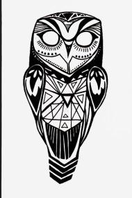 190x285 Spirit Owl