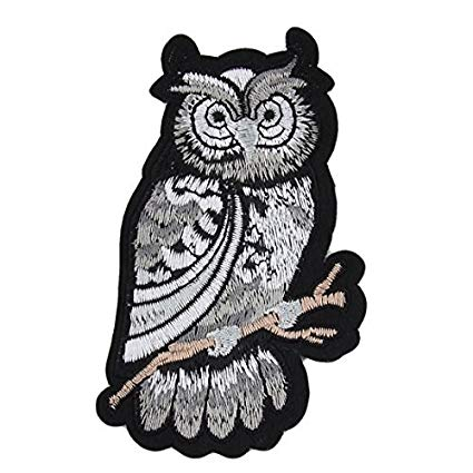 425x425 Dealmux Polyester Owl Design Diy Sewing Trimming Hag