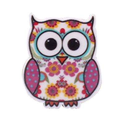 395x395 Buy Pcs Owl Design Pushpins Drawing Pin For Shcool Or Office