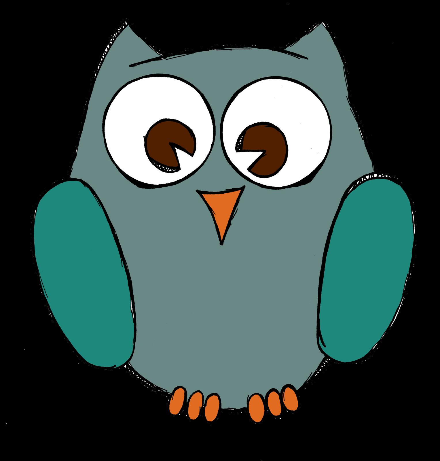 Owl Drawing Art
