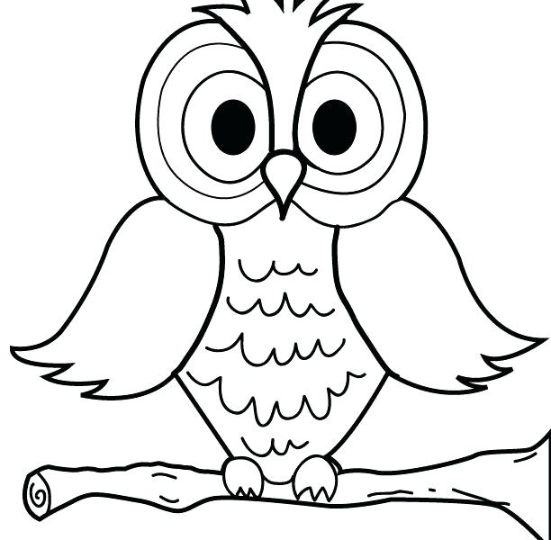 Owl Drawing Art | Free download on ClipArtMag