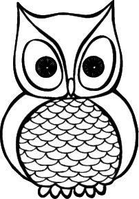 202x289 owl cool tattoos owl, owl clip art, owl art