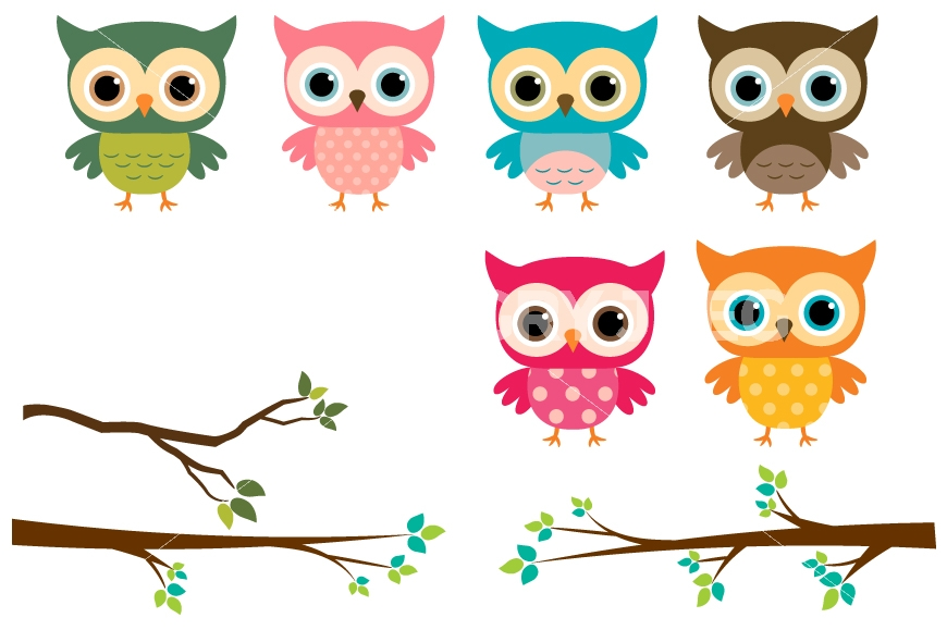 Owl On Tree Branch Drawing   Free download on ClipArtMag