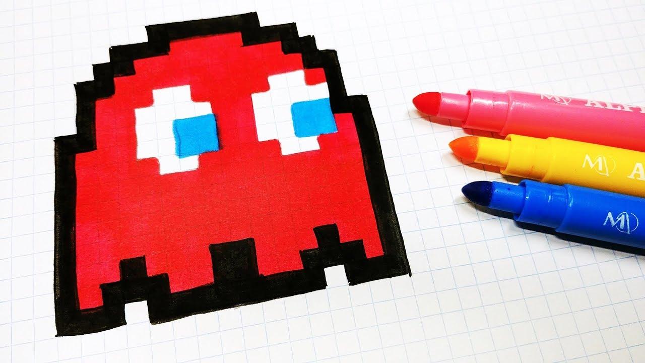 1280x720 Handmade Pixel Art