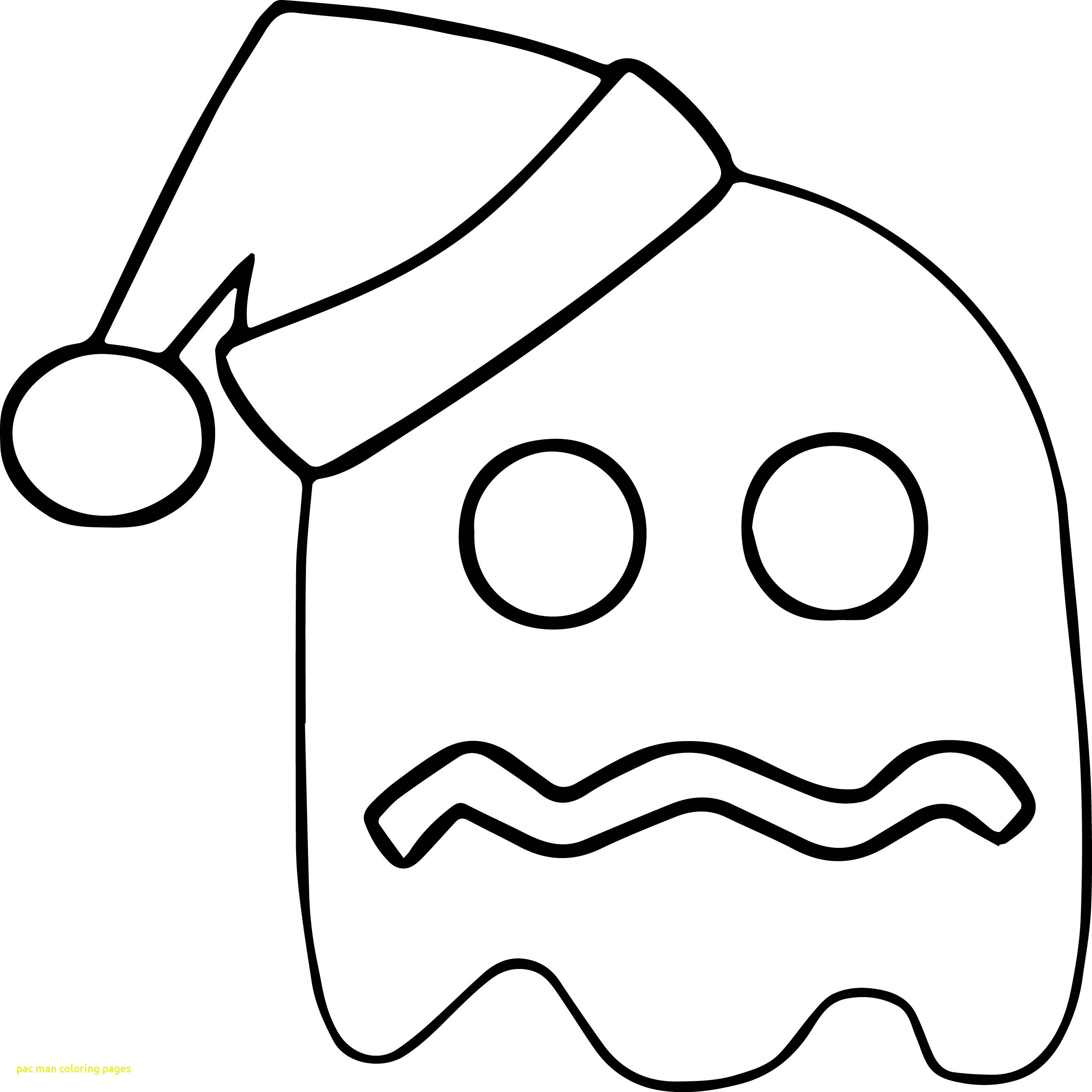 Pacman Ghost Drawing | Free download on ClipArtMag