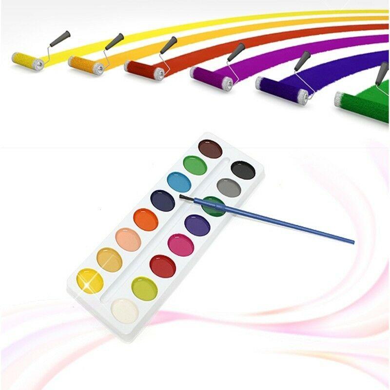 Paint Palette Drawing