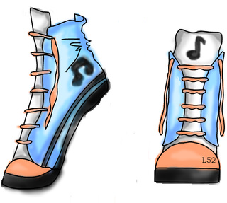 320x287 I Just Coloured A Pair Of Shoes On The Dutch Topmodel Website
