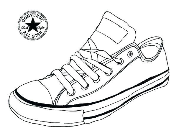 607x451 Shoe Coloring