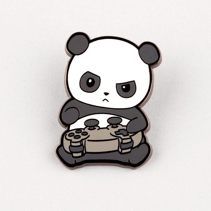 Panda Anime Drawing