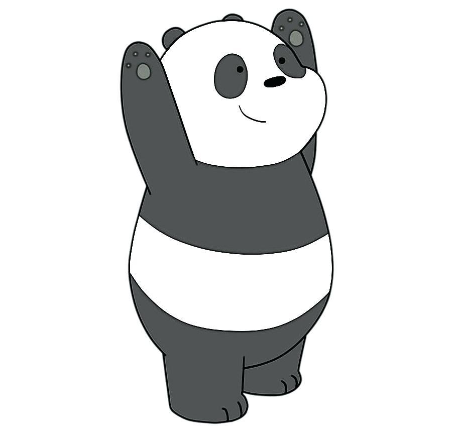 900x860 giant panda drawing giant panda bear drawing