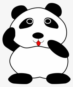 300x359 Panda Head Png Images Png Cliparts Free Download On Seekpng
