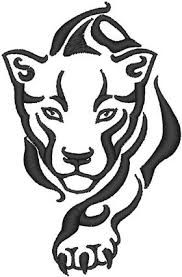 182x277 image result for line drawing of panther head image in hd