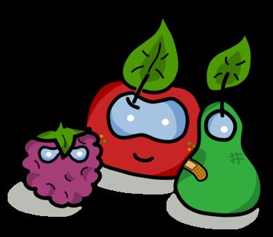 392x340 Papaya Drawing Guava Fruit Transparent Png Clipart Free Download