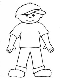 236x309 best cartoon drawing images paper dolls, paper puppets, paper