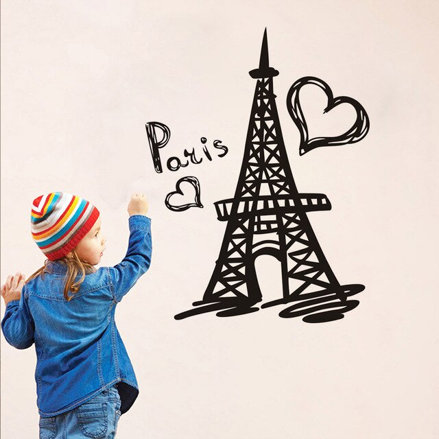 640x640 dctop paris eiffel tower vinyl wall sticker paris symbol home