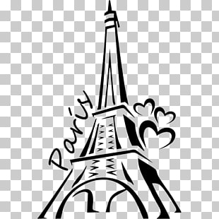 310x310 Eiffel Tower Paper Drawing Eiffel, Eiffel Tower Png Clipart