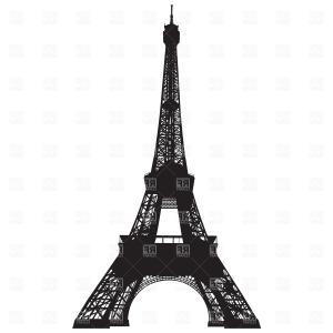 300x300 Png Eiffel Tower Drawing Calendar Illustration Vector Lazttweet