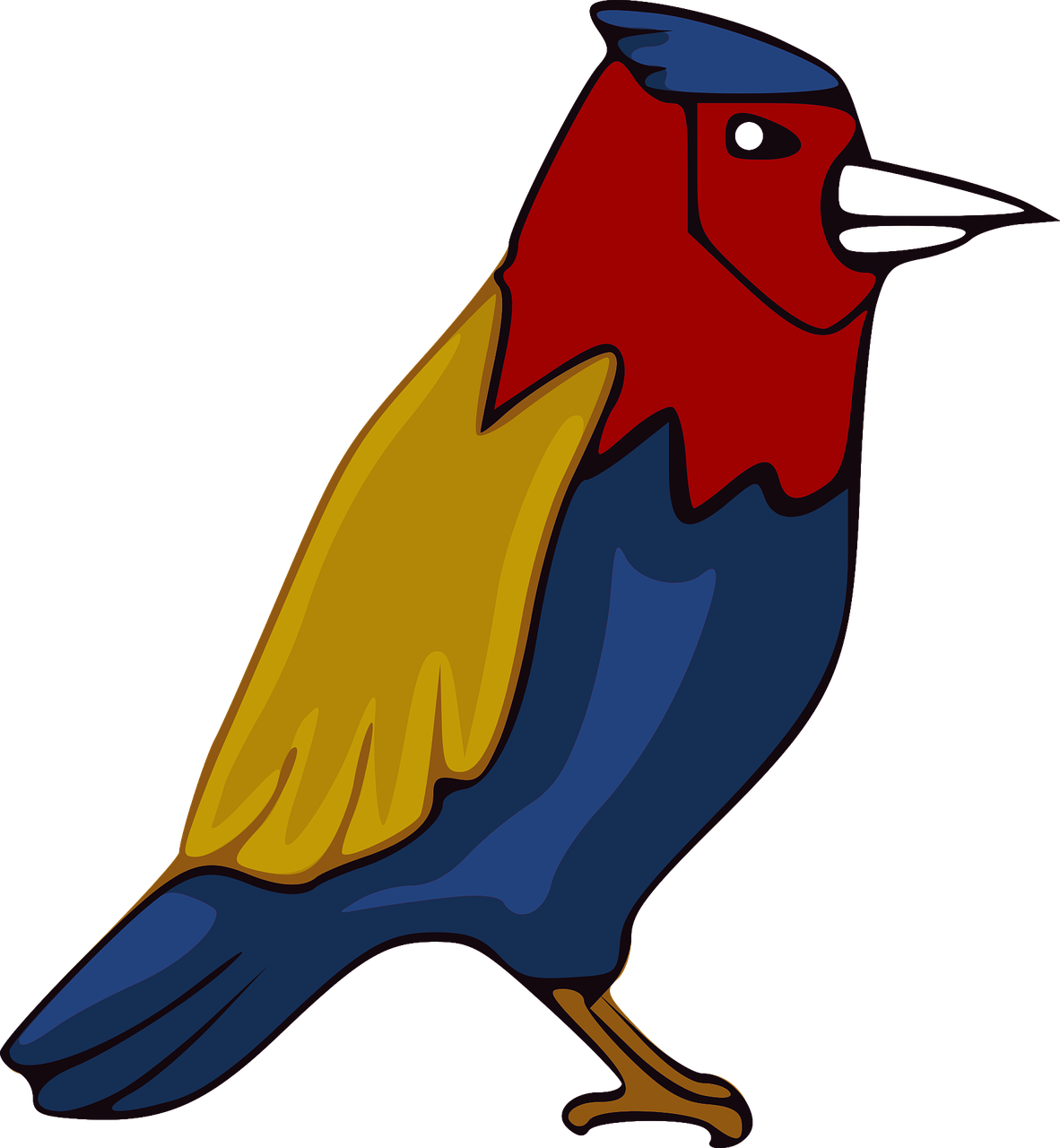 1182x1280 Parrots Drawing Mask Huge Freebie! Download For Powerpoint