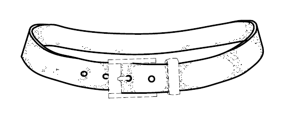 560x232 design patent drawings narrow gate drafting