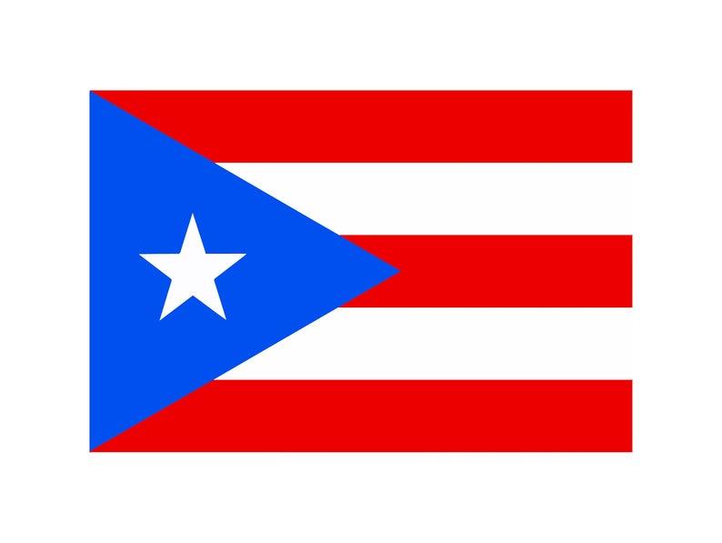 794x597 puerto rico flag patriotic country national symbol national etsy