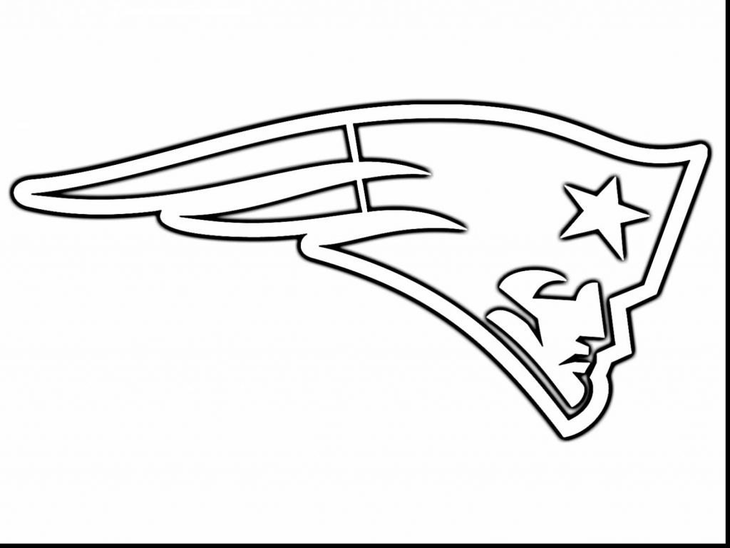 1024x768 Last Chance New England Patriots Logo Coloring Pages How To Draw