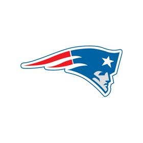 280x280 New England Patriots Clipart Free