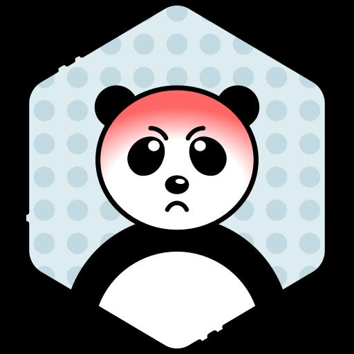 512x512 Drawing Pandas Pattern Transparent Png Clipart Free Download