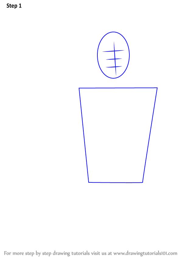 598x844 Learn How To Draw Paul Mccartney