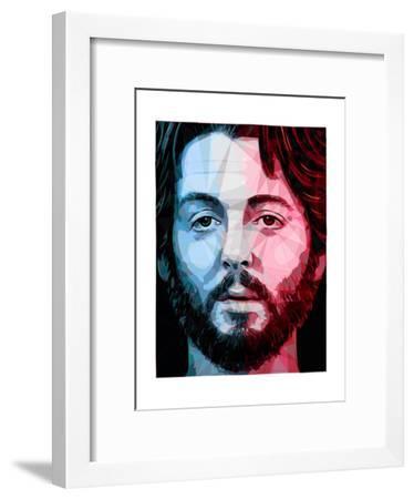 374x450 Paul Mccartney Art Print
