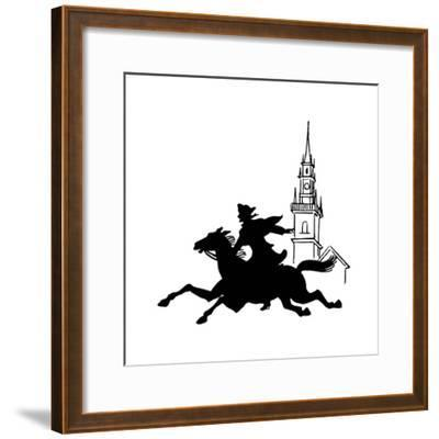 400x400 beautiful paul revere framed posters artwork for sale, posters